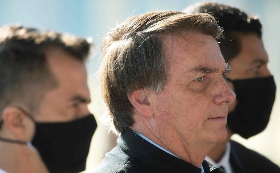 jair bolsonaro presidente del brasile (ansa alves)