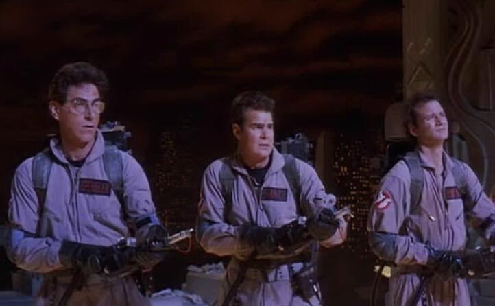 accaddeoggi 8 giugno 1984 esce al cinema ghostbusters