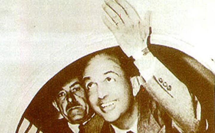 accaddeoggi 13 giugno 1946 re umberto ii lascia l italia