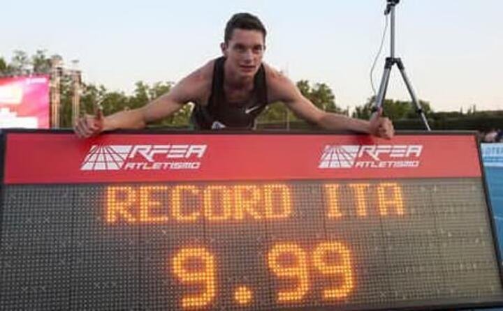 dopo il record italiano