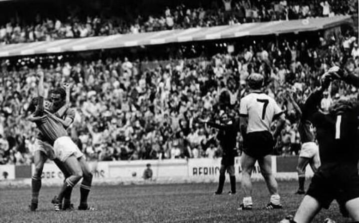 accaddeoggi 17 giugno 1970 l italia batte la germania in semifinale mondiale