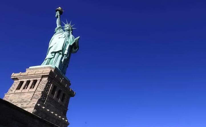 accaddeoggi 19 giugno 1885 la statua della libert arriva nel porto di new york