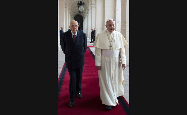 insieme a papa francesco