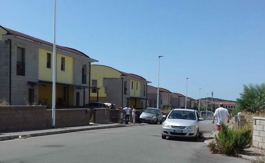 le case di area (foto a scano)