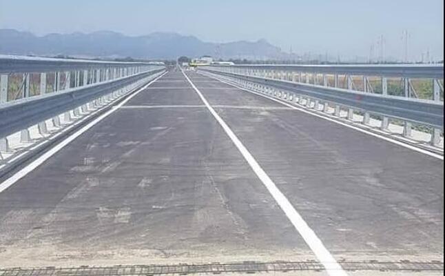 il ponte sul flumini mannu (foto i pillosu)