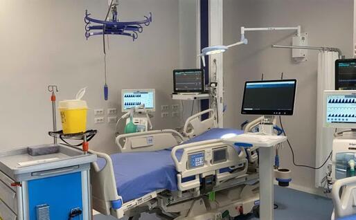 Le nuove e moderne attrezzature (foto L'Unione Sarda - Frigoli)