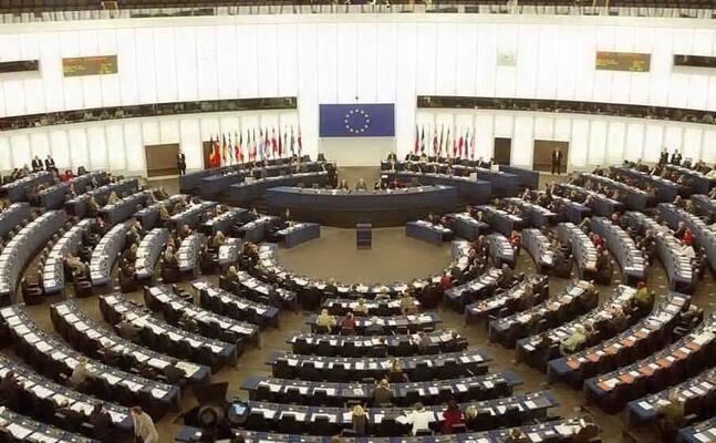 parlamento europeo (archivio l unione sarda)