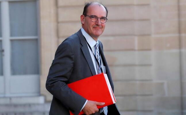 il nuovo primo ministro francese jean castex (ansa)