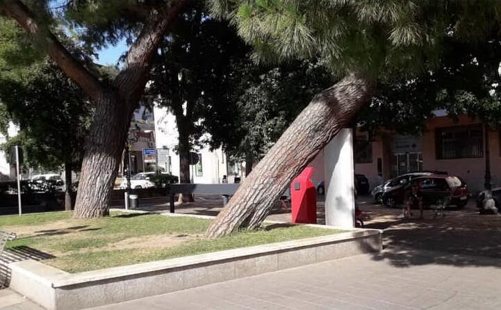 tragedia sfiorata a iglesias foto inviata dal lettore luigi (03 07 2020)