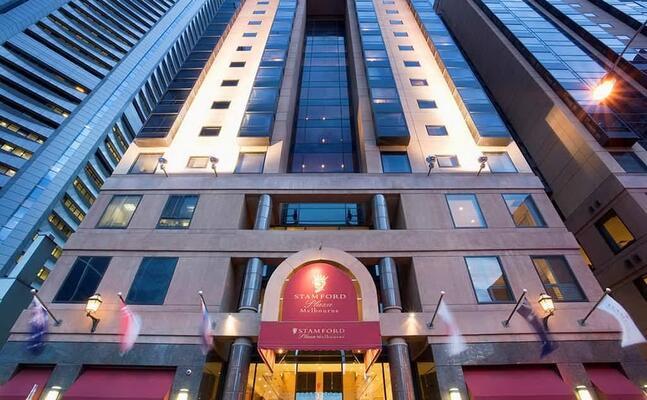 il lussuoso hotel della quarantena (foto booking com)