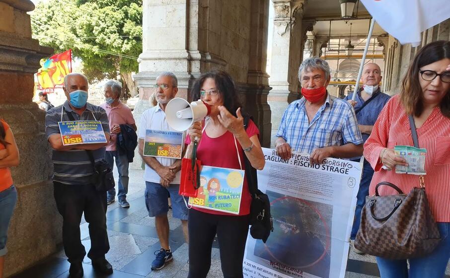 la manifestazione (foto ufficio stampa)