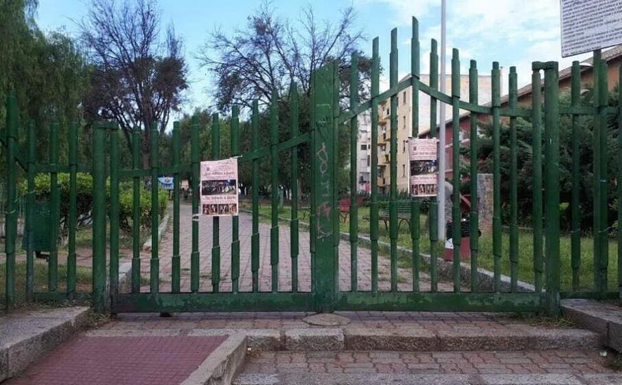 il parco matteotti (l unione sarda daga)