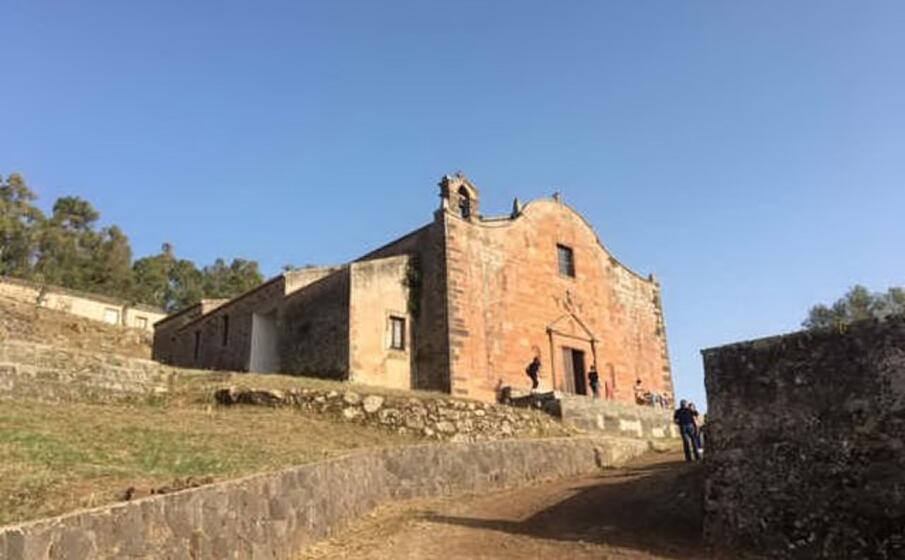 il santuario (foto orbana)