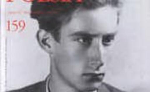 Un numero della rivista. In copertina un giovanissimo Mario Luzi