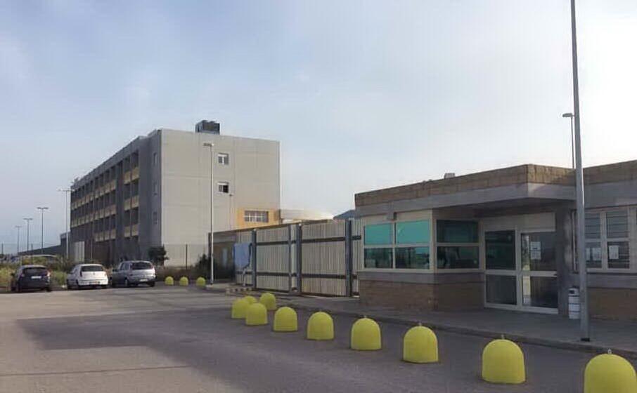 il carcere di uta (archivio l unione sarda)