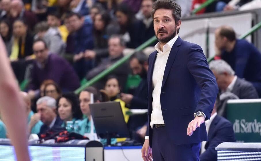 il coach gianmarco pozzecco (foto concessa)