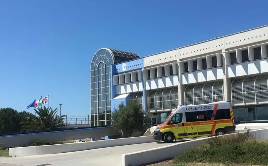 il policlinico (foto ufficio stampa aou cagliari)