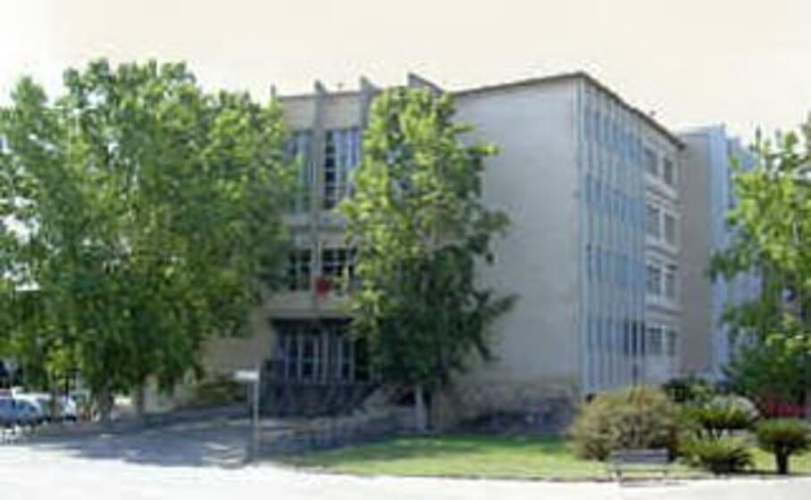 il tribunale di oristano (foto pinna)