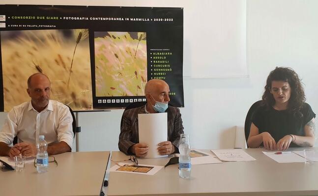 la presentazione del progetto (foto pintori)
