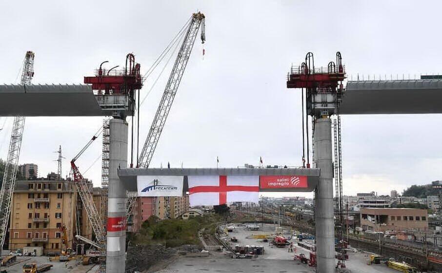 Genova: il ponte Morandi sarà riaffidato ad Autostrade
