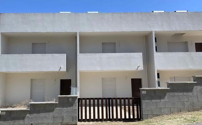 gli appartamenti consegnati dal comune (foto murgana)