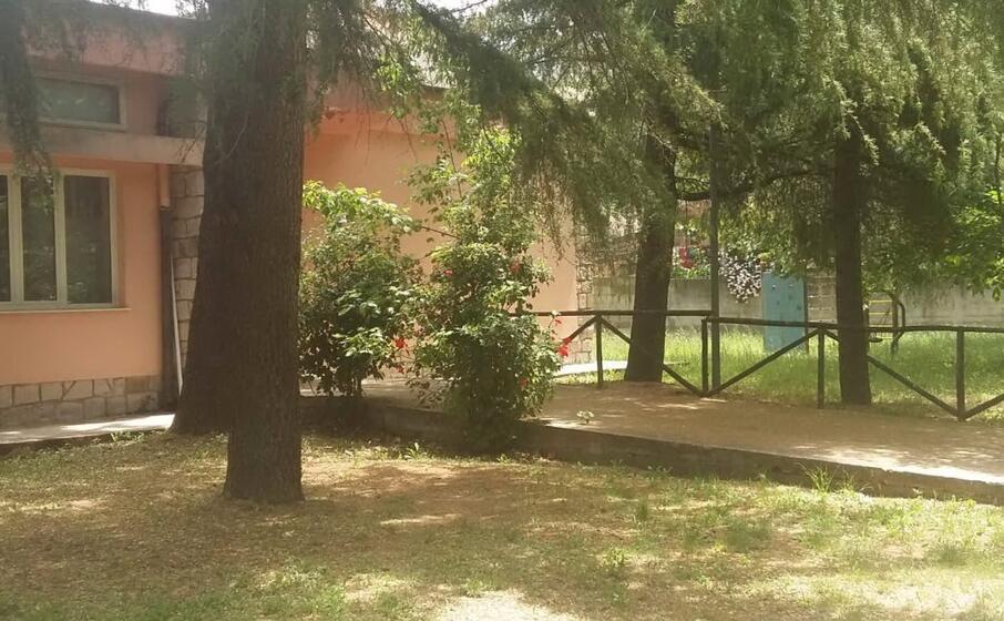 la scuola dell infanzia di laconi (foto a pintori)