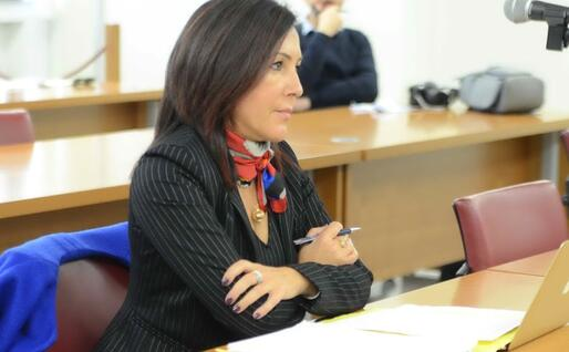 Beatrice Goddi, avvocato (foto L'Unione Sarda - Calvi)