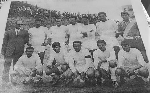 Il grande Real Lanusei (foto Ogliastra calcio)