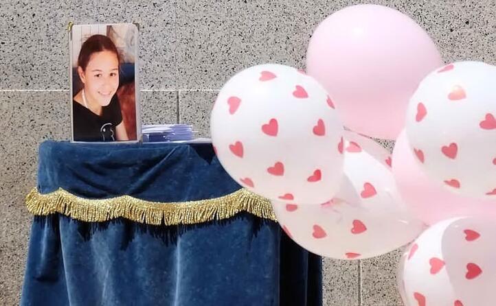 letizia trudu aveva 11 anni i funerali della bambina