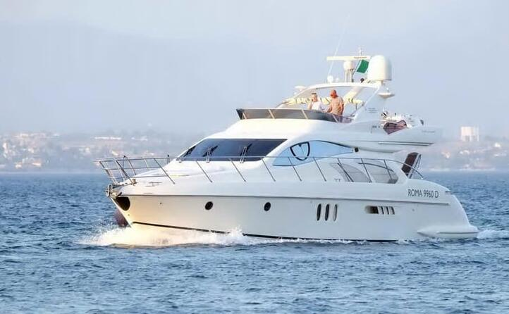 lo yacht le cui eliche hanno dilaniato la bimba