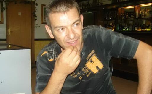 Marco Micheli, ideatore del gruppo social Ogliastra calcio (foto Facebook)