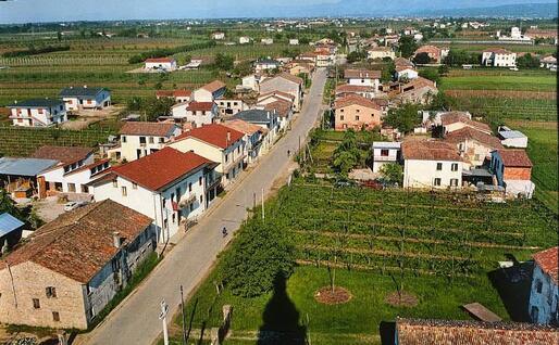 Povegliano, in Veneto (Wikipedia)