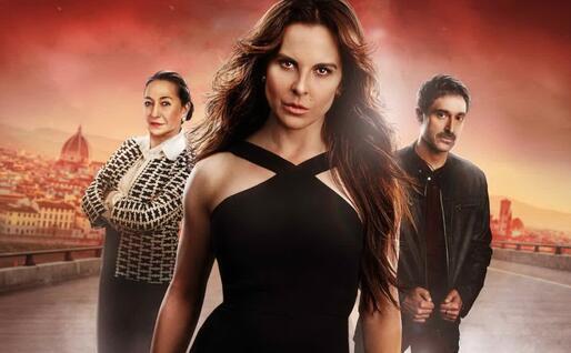 Il cast di 'Reina del Sur' (Foto Netflix)