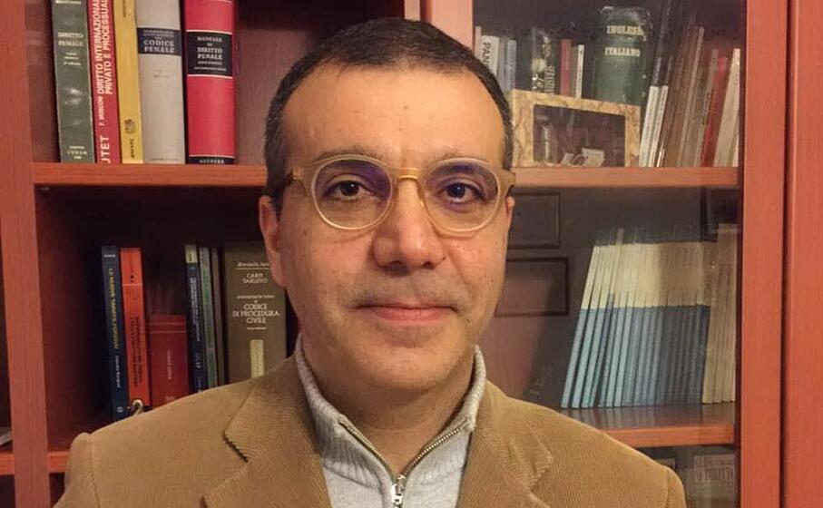l avvocato danilo vorticoso (foto l unione sarda oggianu)