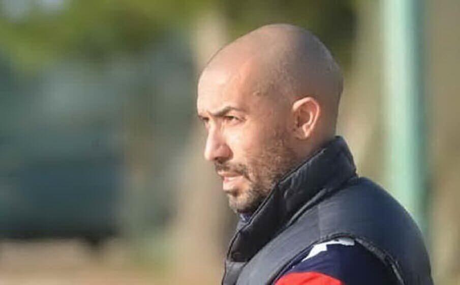 l allenatore antonio madau (foto serreli)
