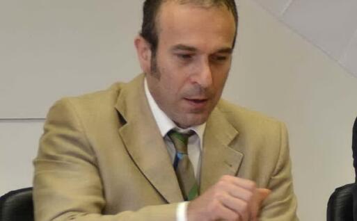 Angelino Montresor, sindacalista, segretario nazionale Consap (foto L'Unione Sarda)
