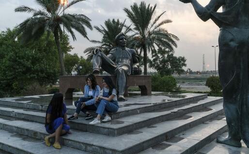Baghdad (L'Unione Sarda - Valentina Sinis)