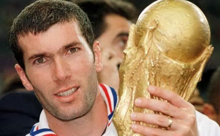 fenomenale zidane nel 98 il primo mondiale francese