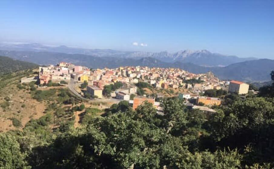 panorama di orune (foto orunesu)