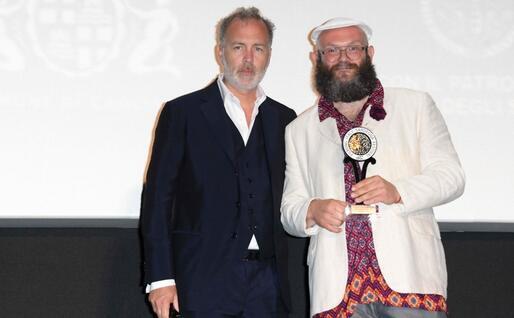 Paolo Da Milano e Darko Peric (foto concessa da Tiziana Rocca Comunicazione)