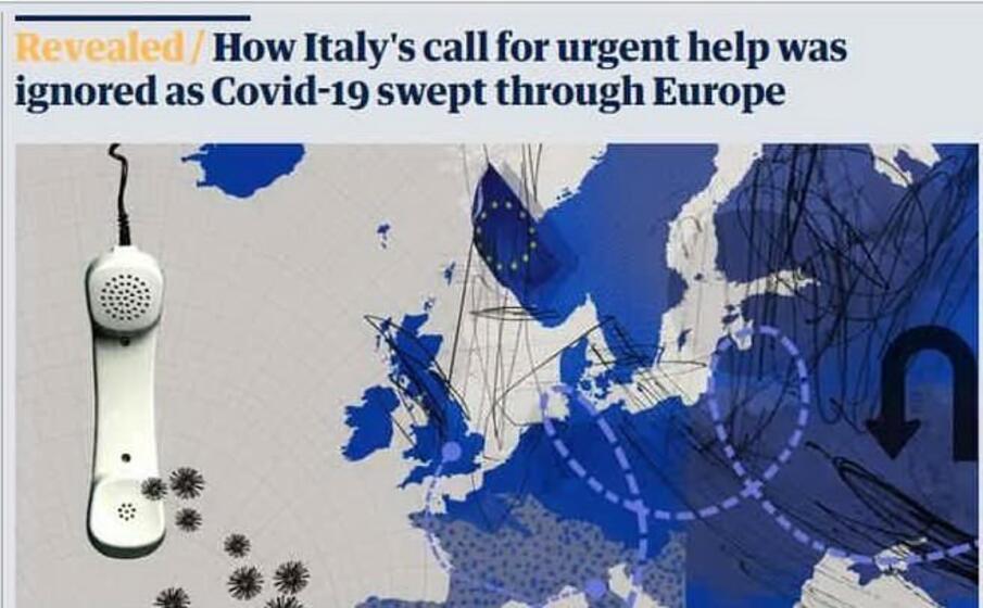 Coronavirus, Guardian: