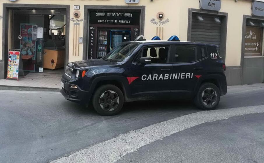 i carabinieri (foto serreli)
