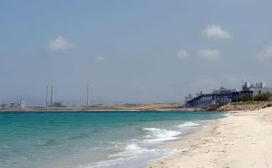 la spiaggia di fiumesanto (foto m pala)