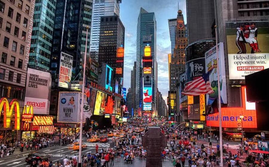 times square a new york (foto wikimedia)