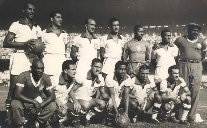 il brasile 1950