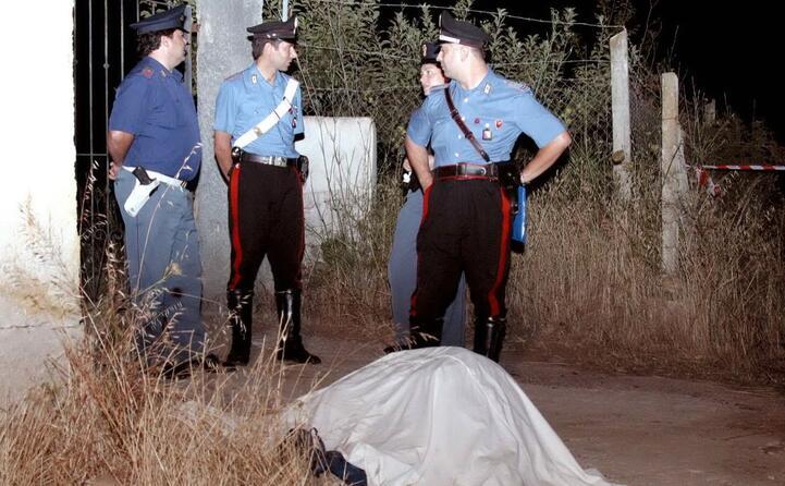 i rilievi da parte delle forze dell ordine