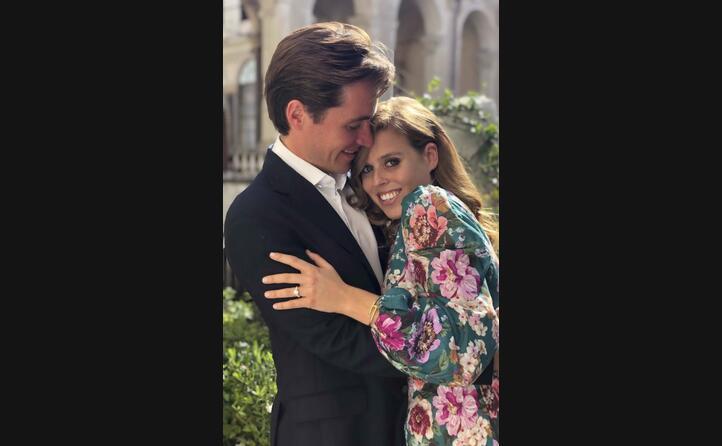 la figlia beatrice che si sposata il 17 luglio 2020 qui insieme al marito (tutte le foto sono archivio l unione sarda)