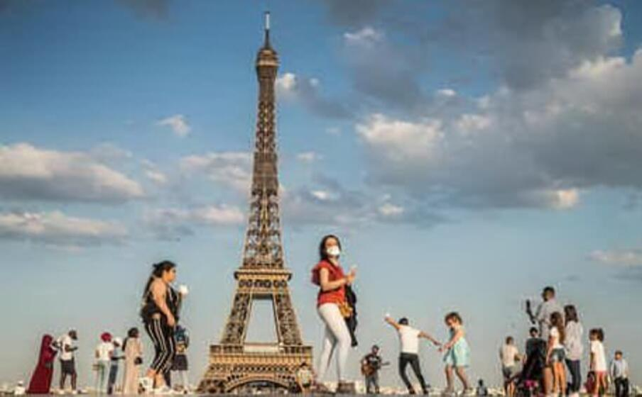Torna l'allarme in Francia: