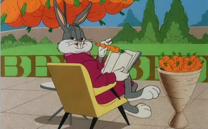 accaddeoggi 27 luglio 1940 appare per la prima volta bugs bunny (foto wikipedia)
