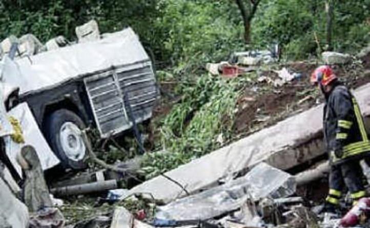 accaddeoggi 28 luglio 2013 40 vittime in un incidente in irpinia